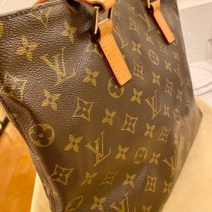 Louis Vuitton Cabas Piano ADDITIONAL PICS ONLY